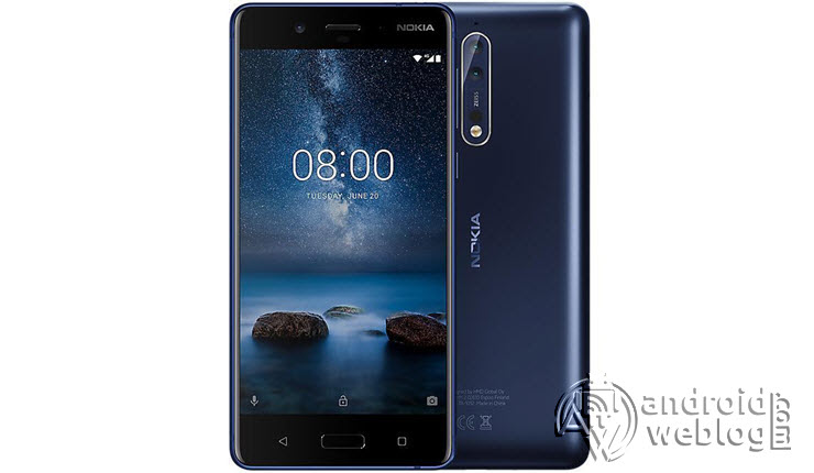 How to Root Nokia 8 TA-1004 and Install TWRP Recovery