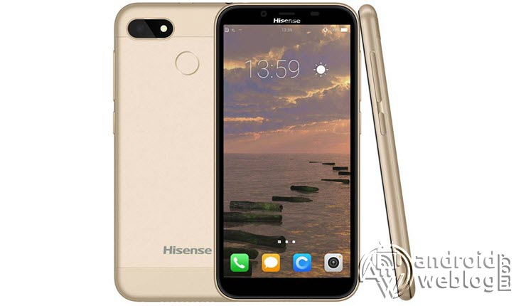 How to Update Hisense F17 Pro to Android 8 1 0 Oreo Stock ROM