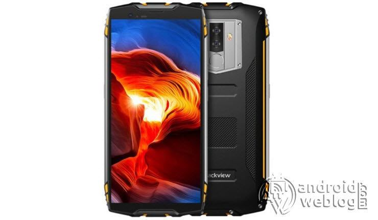 How to Update Blackview BV6800 to Android 8 0 Oreo Stock ROM
