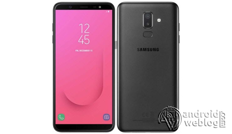 Root Samsung Galaxy J6 SM-J600F and Install TWRP Recovery