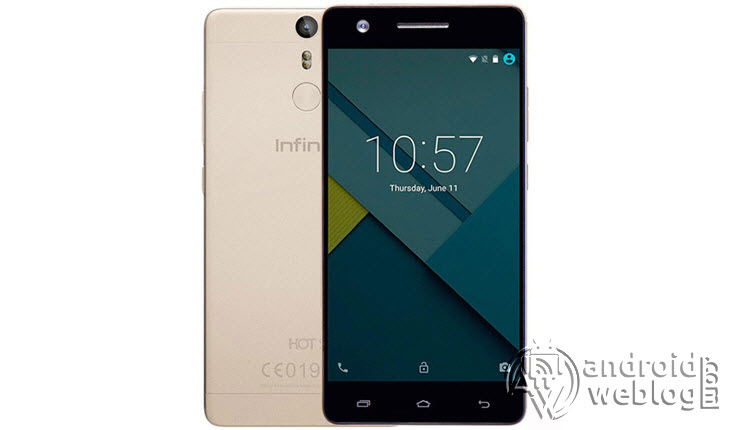 How to Root INFINIX HOT S X521 and Install TWRP Recovery