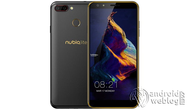 Update Nubialite N2 Lite LS032M to Android 8 1 0 Oreo Stock ROM
