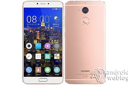 How to Update GIONEE S6 Pro GN9012 Android 7 0 Nougat Custom ROM