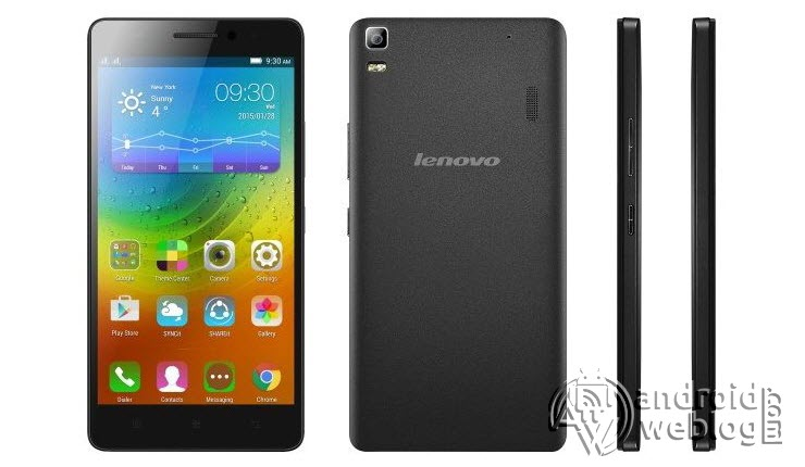 How to Root Lenovo K3 Note K50-T5, A7000 Plus, Install TWRP Recovery