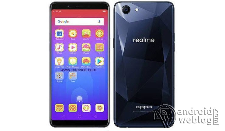 How to Root Realme 1 CPH1859 and Install TWRP Recovery