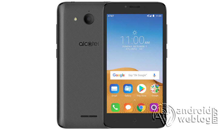 How to Root Alcatel Tetra / TCL 5041C and Install TWRP Recovery