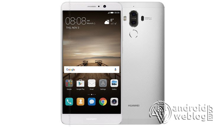 How to Root Huawei Mate 9 and Install TWRP Recovery