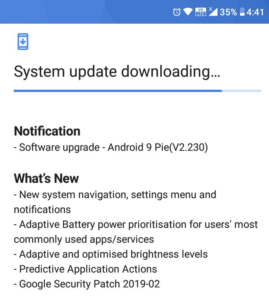 Download/ Install Nokia 3 1 Plus TA-1118 Android 9 0 Pie Update