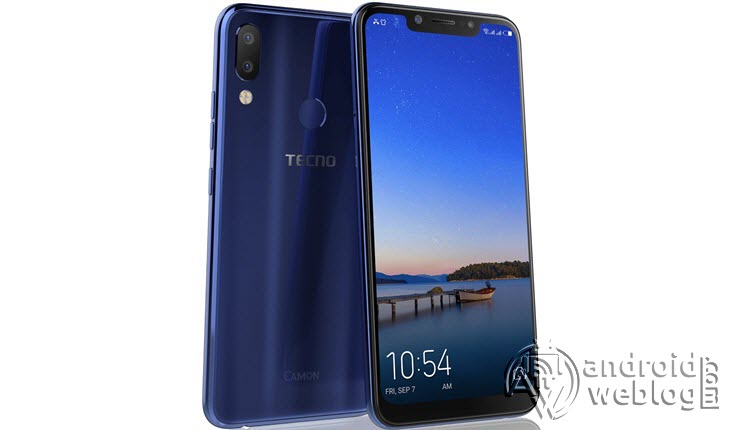 Flash File] Tecno Camon i2X to Android 8 1 0 Oreo Stock ROM