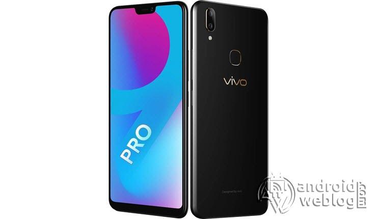 Flash File] Vivo V9 Pro PD1730CF Android 8 1 0 Oreo Stock ROM
