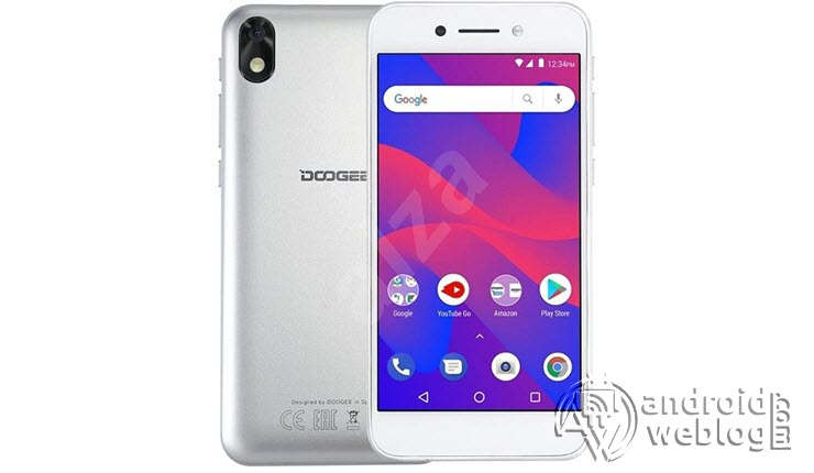 Flash File] Doogee X11 Android 8 1 0 Oreo Stock ROM Firmware