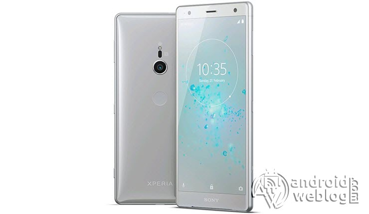 Root Sony Xperia XZ2 Dual H8266/ H8296 - Install TWRP Recovery