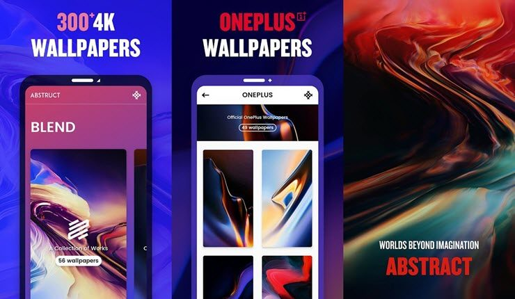 Download OnePlus 7 Pro Wallpapers and Live Wallpapers [Full