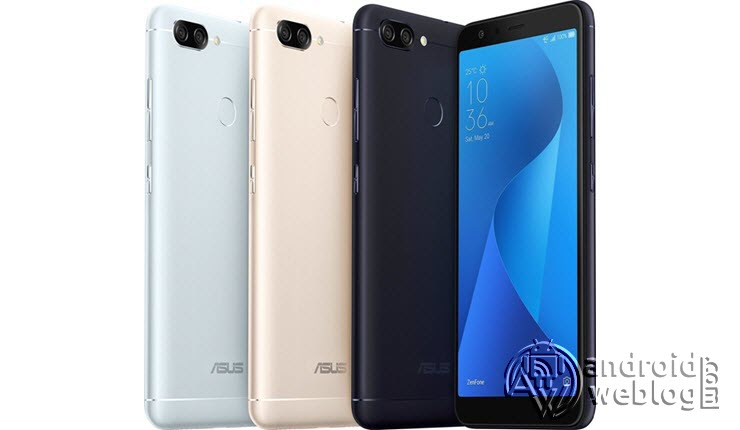 Root Asus Zenfone Max Plus (M1) ZB570TL and Install TWRP