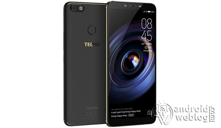 Flash File] Tecno Camon X Pro CA8 Android 8 1 0 Oreo Stock ROM